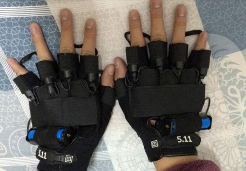 guantes led 1