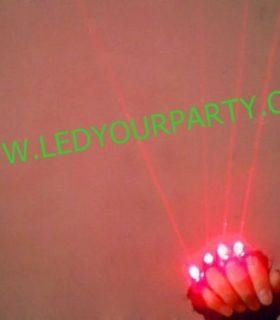 Guantes laser go-go