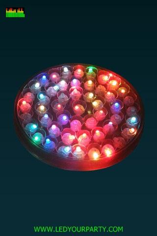 Luces led decoración