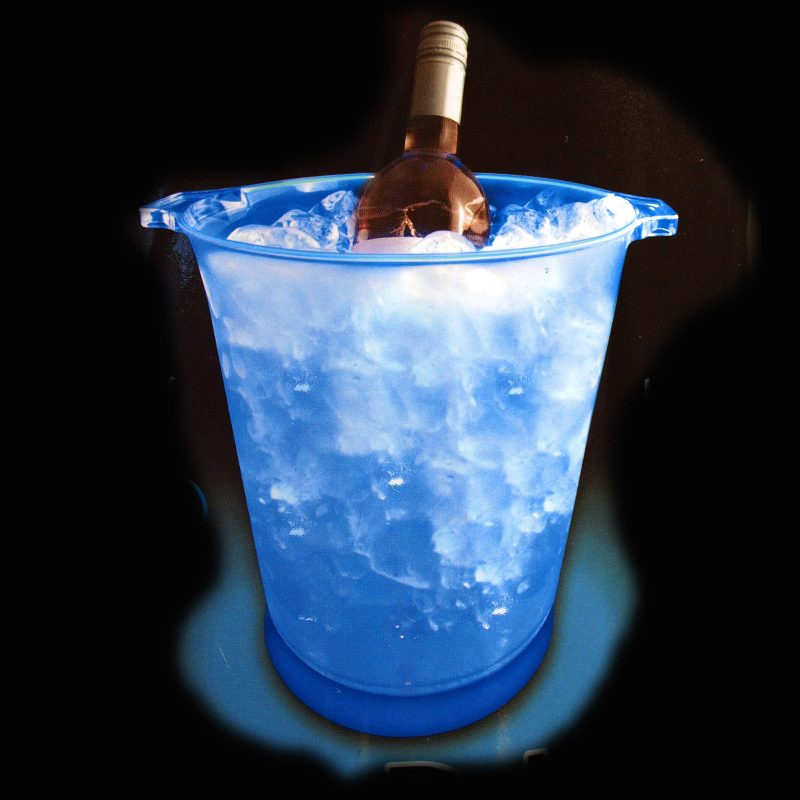 Cubitera led para hielo