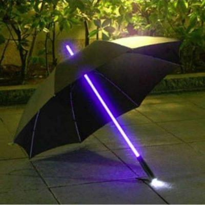 paraguas-led