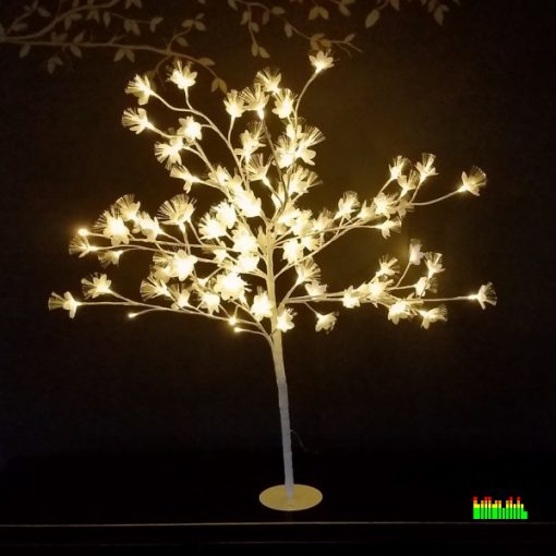 Arbol led fibra optica led your party - Arbol de navidad led ...